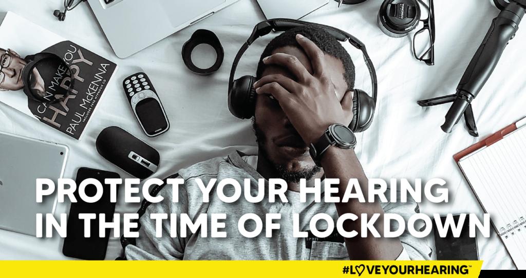 Lockdown Hearing Protection