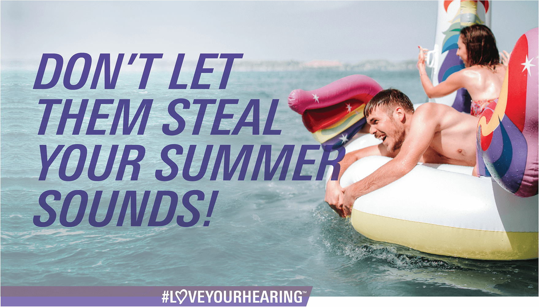 Don't Let Them Steal Your Summer Sounds